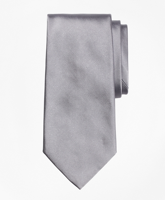 Golden Fleece® 7-Fold Satin Tie Grey