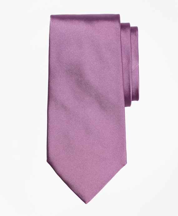 Golden Fleece® 7-Fold Satin Tie Purple