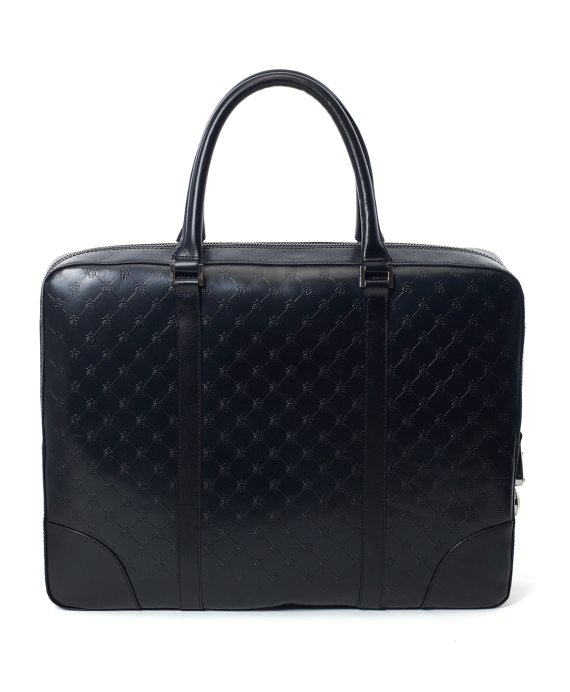 Golden Fleece® Embossed Briefcase Black