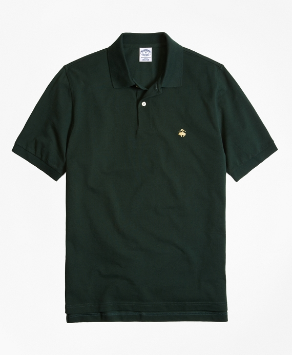 Golden Fleece® Slim Fit Performance Polo Shirt - Basic Colors Hunter