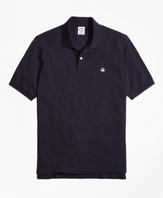 Golden Fleece® Slim Fit Performance Polo Shirt - Basic Colors Navy