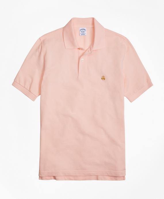 Golden Fleece® Slim Fit Performance Polo Shirt - Basic Colors Pink