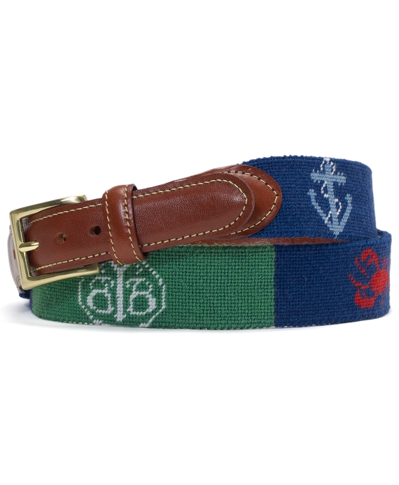 Needlepoint Belt Multi