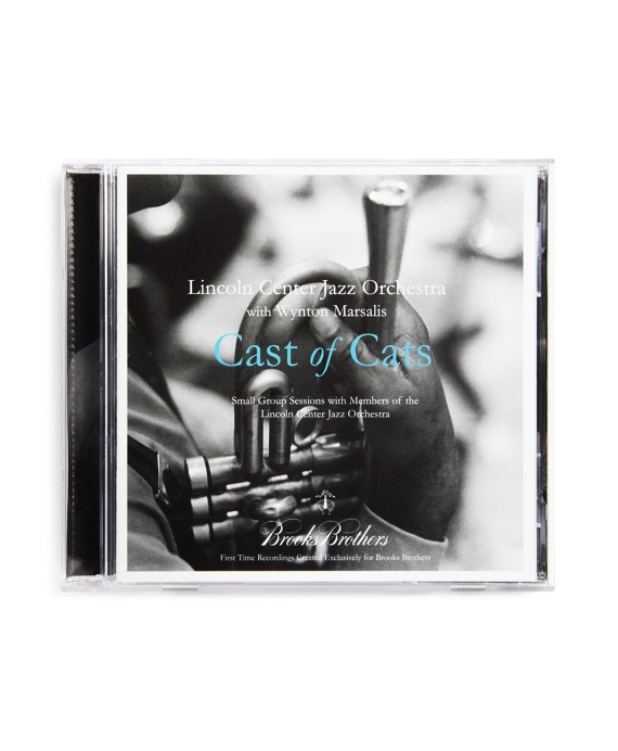 The Lincoln Center Jazz Orchestra with Wynton Marsalis CD As Shown