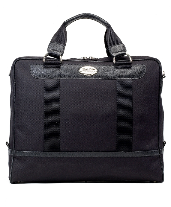 Slim Adjustable Lap Top Case Black