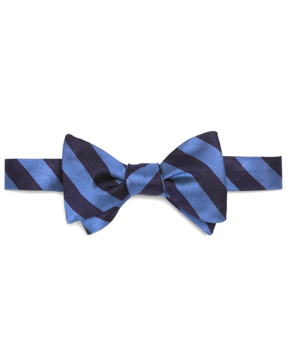BB#4 Repp Bow Tie Blue-Navy