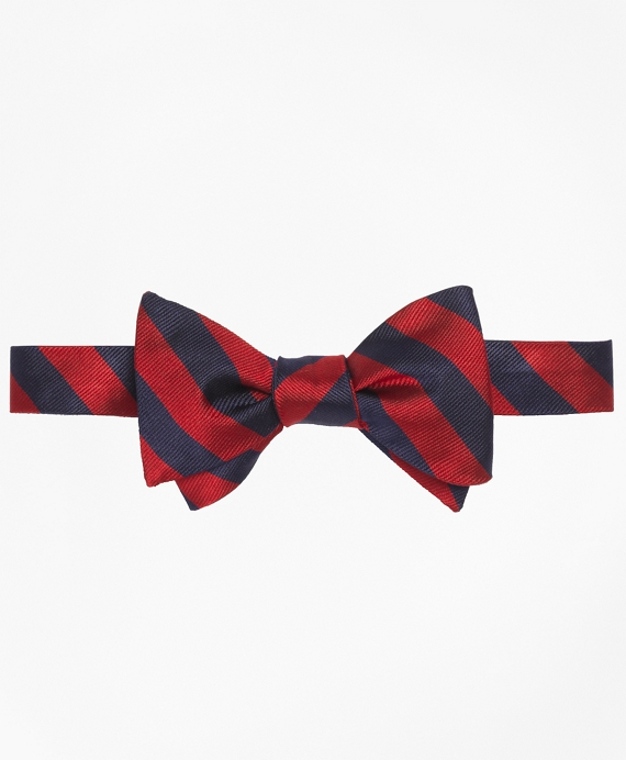 BB#4 Repp Bow Tie Red