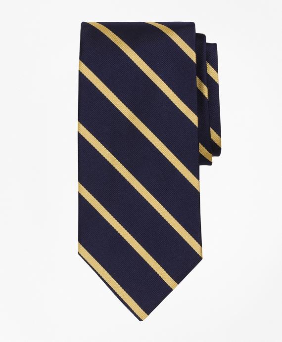 BB#3 Repp Tie Navy-Gold