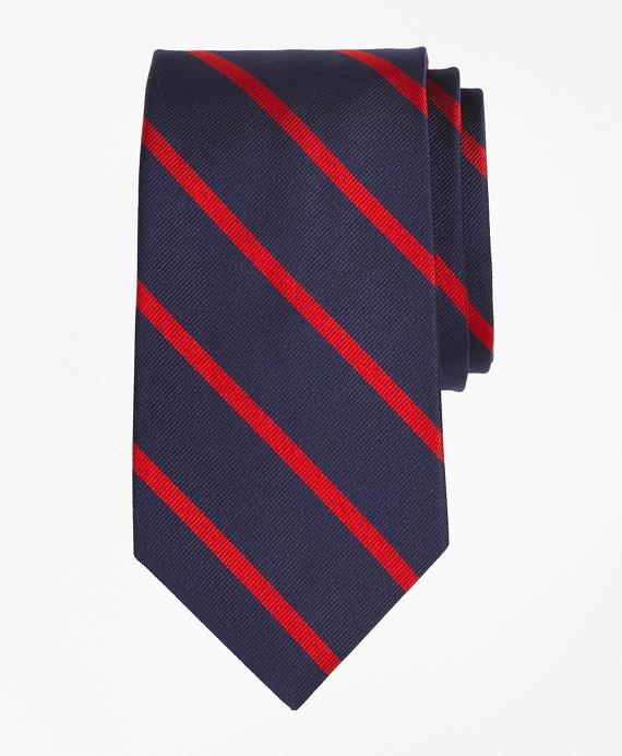 BB#3 Repp Tie Navy-Red