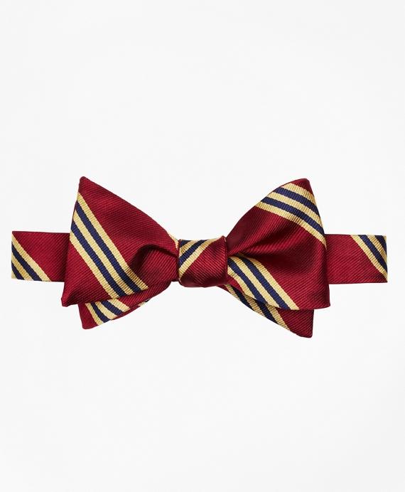 BB#1 Repp Bow Tie Burgundy