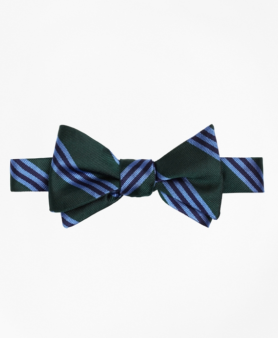 BB#1 Repp Bow Tie Green-Light Blue