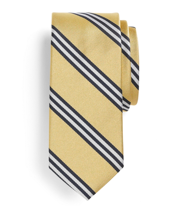 BB#1 Repp Slim Tie Yellow