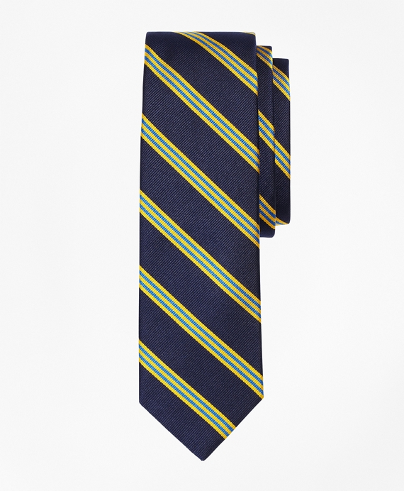 Mini BB#1 Repp Slim Tie Navy