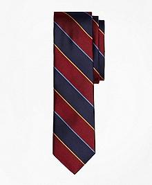 Argyle Sutherland Repp Slim Tie