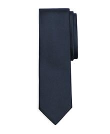 Formal Satin Slim Tie