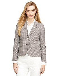 Cotton and Silk Jacket