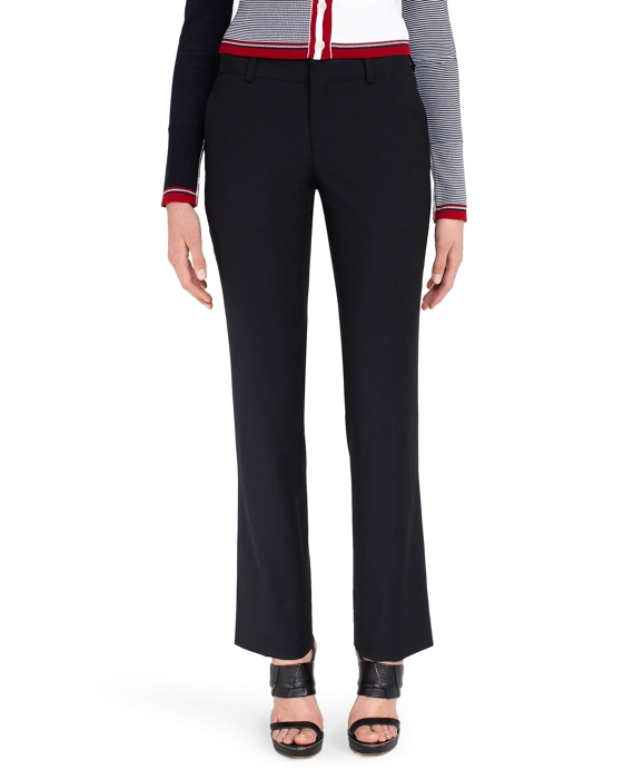 Low Rise Skinny Leg Trouser Navy