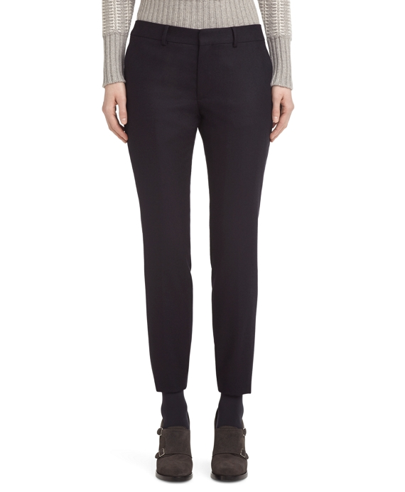 CROPPED PANT Navy
