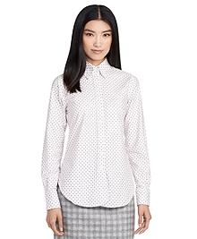 Supima® Cotton Button-Down Shirt