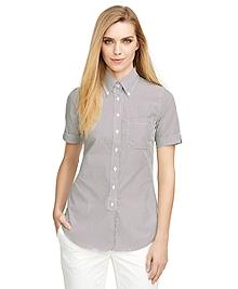 Cotton Dot Shirt