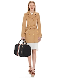 Mackintosh Short Trench