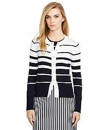 Stripe Cardigan