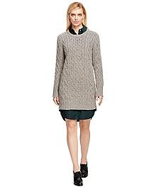 Merino Wool Oversized Sweater