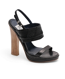 Pebble Leather Sandal