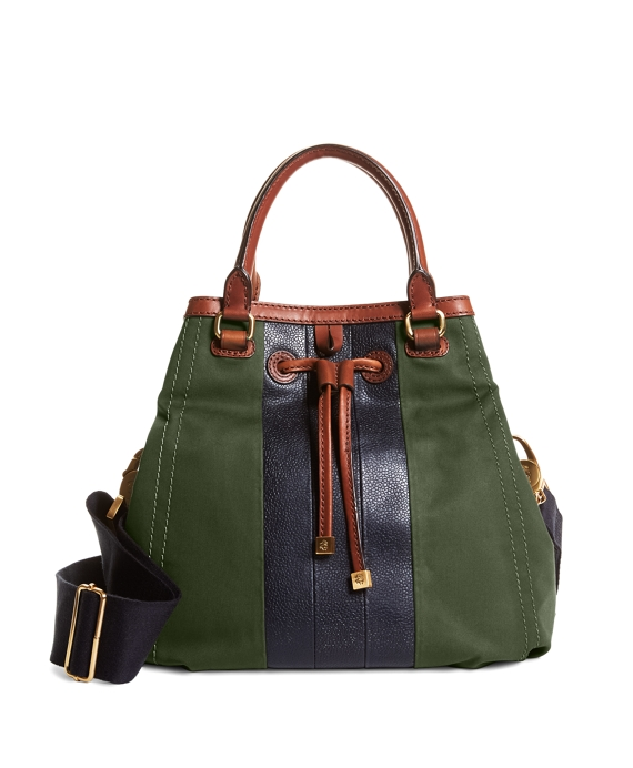 Small Mackintosh Maritime Bag Dark Green