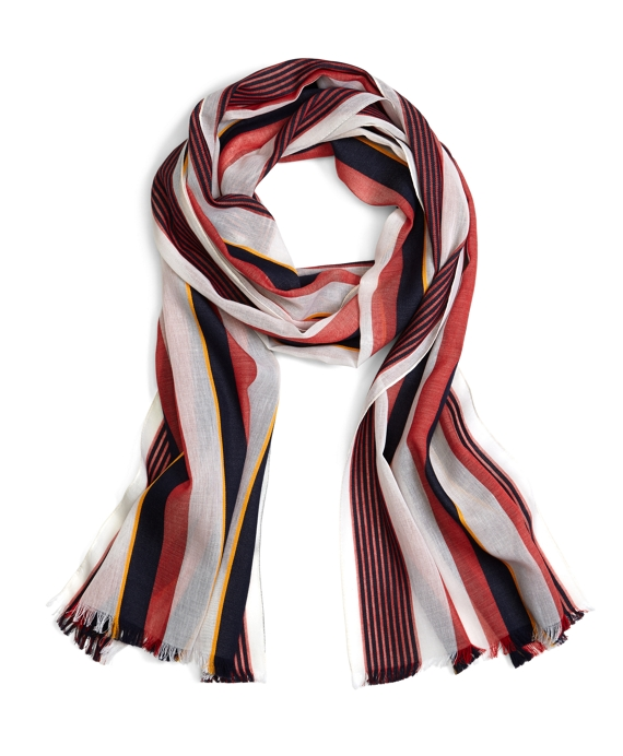 Navy-Red-Gold
