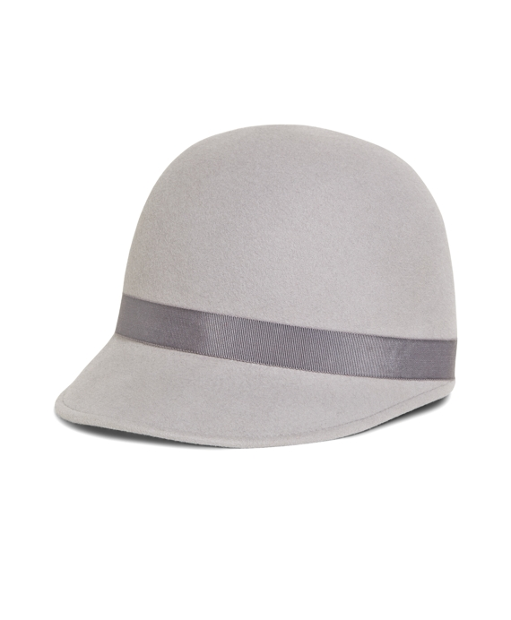 Riding Cap Grey