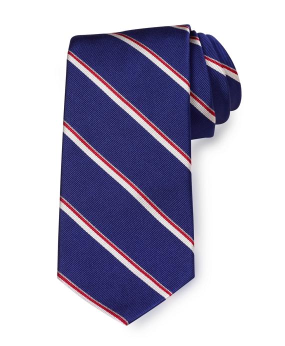 Sidewheeler Rep Tie Blue