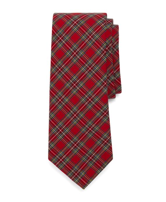 Stewart Tie Red