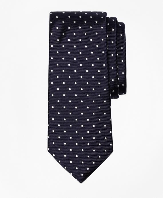 Dot Tie Navy