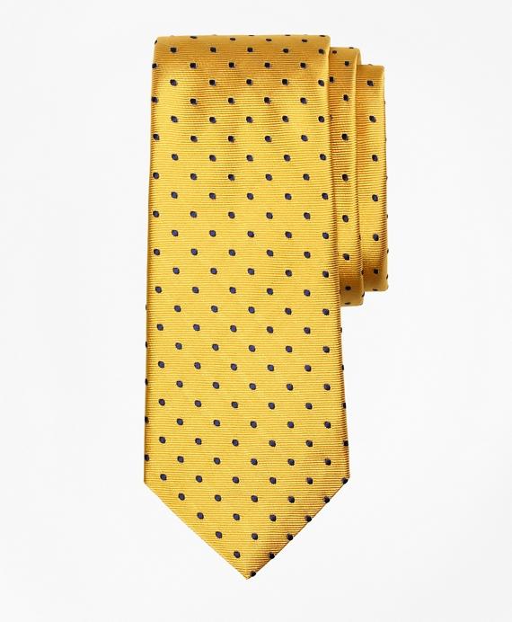 Dot Tie Gold