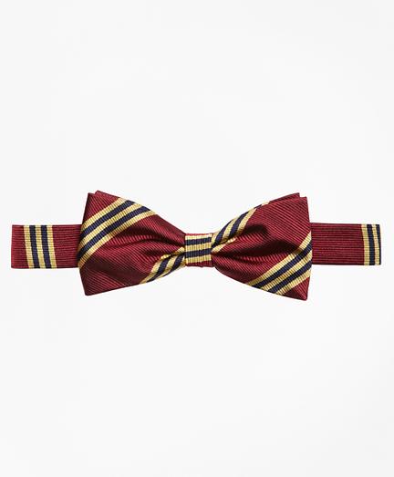 BB#1 Stripe Bow Tie