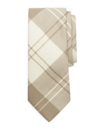 Ramsey Plaid Tie