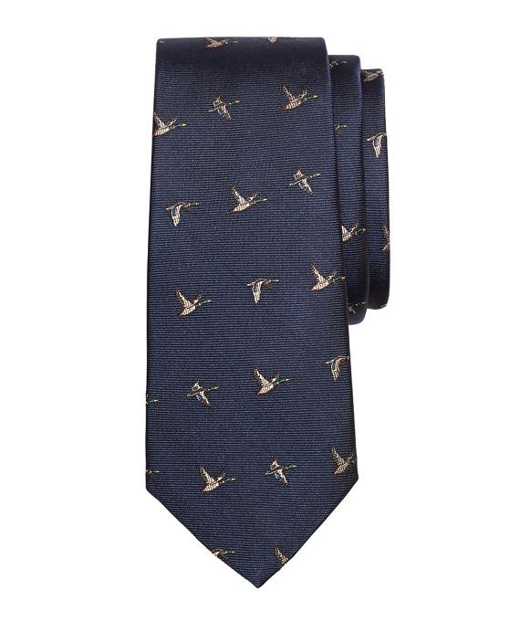 Mallard Silk Tie