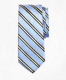 Multi Stripe Silk Tie