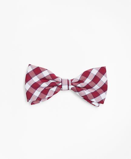 Check Pre-Tied Bow Tie