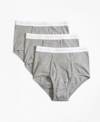 Three-Pack Cotton Briefs