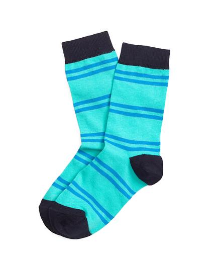 Double Stripe Socks