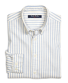 Stripe Oxford Sport Shirt