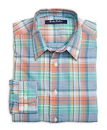 Madras Sport Shirt