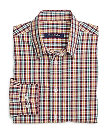 Multi Mini Tattersall Sport Shirt