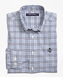 Supima® Cotton Oxford Check Sport Shirt