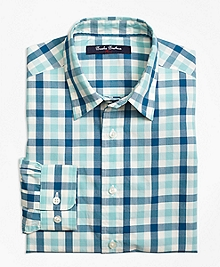 Cotton Multi Check Sport Shirt