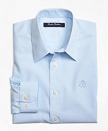 Non-Iron Bengal Stripe Sport Shirt