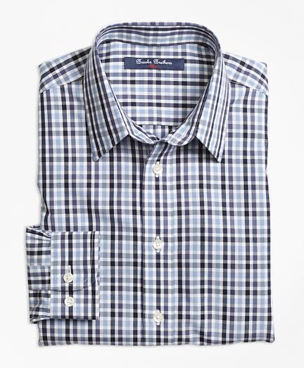 Non-Iron Multi Check Sport Shirt