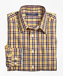 Non-Iron Multi Check Sport Shirt
